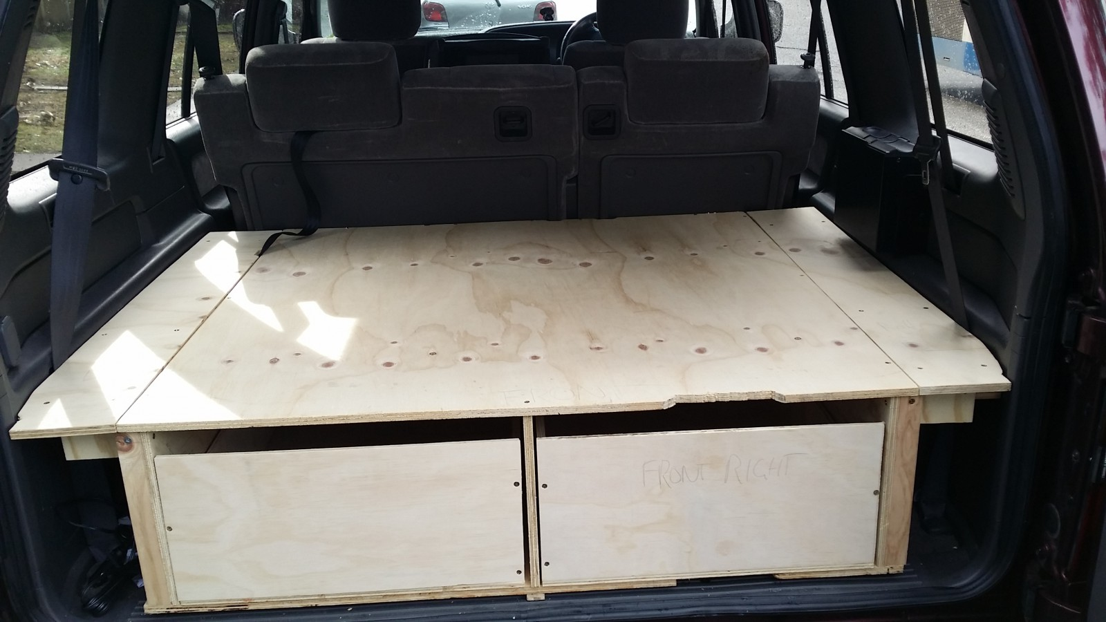 4wd Storage Drawers Plans Chest Of Drawers